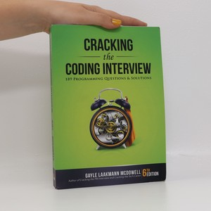 náhled knihy - Cracking the coding interview : 189 programming questions and solutions