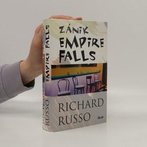 náhled knihy - Zánik Empire Falls