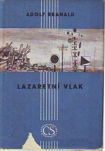 náhled knihy - Lazeretní vlak