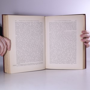 antikvární kniha Die allgemeinen Grundlagen der Kultur der Gegenwart. Kultur der Gegenwart I., 1906
