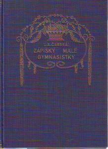 náhled knihy - Zápisky malé gymnasistky