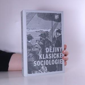 náhled knihy - Dějiny klasické sociologie