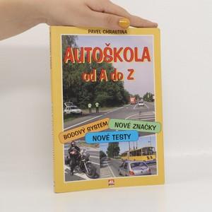 náhled knihy - Autoškola od A do Z