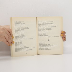 antikvární kniha Malý příruční snář, 2003