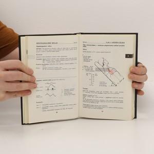 antikvární kniha Memorix. Vademecum lékaře, 1992