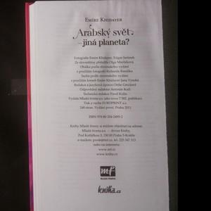 antikvární kniha Arabský svět - jiná planeta?, 2011