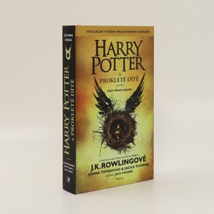 náhled knihy - Harry Potter a prokleté dítě : část první a druhá