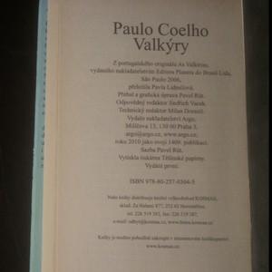 antikvární kniha Valkýry, 2010