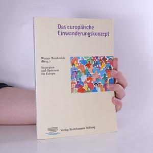 náhled knihy - Das Europäische Einwanderungskonzept