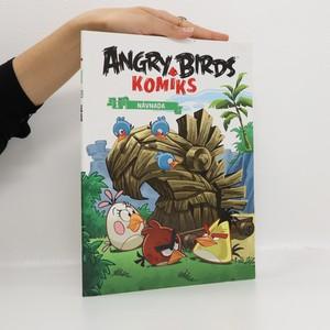 náhled knihy - Angry birds. Návnada