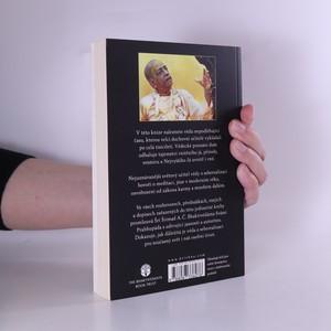 antikvární kniha Vědecké poznání duše, neuveden