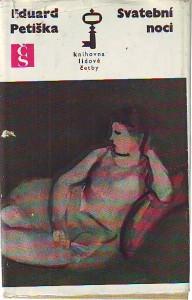 náhled knihy - Svatební noci