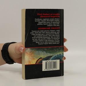 antikvární kniha Kosmické proudy. Příběh k seriálu Nadace, 1994