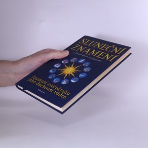 antikvární kniha Sluneční znamení, 2003