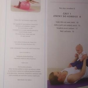 antikvární kniha Zpět do formy po porodu , neuveden