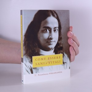 náhled knihy - Come essere sani e vitali