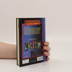 antikvární kniha Noc oživlých mumií, 2008