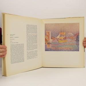 antikvární kniha Obrazy z Ermitáže : francouzské malířství 19. a 20. století I., 1966