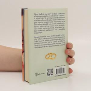 antikvární kniha Rande s tchyní, 2019