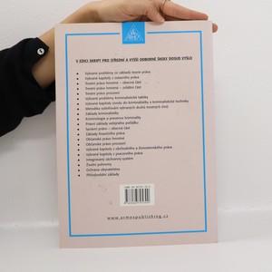 antikvární kniha Vybrané kapitoly z ústavního práva, 2006