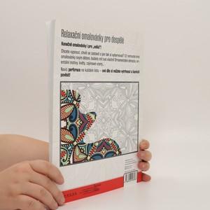 antikvární kniha Relaxační omalovánky pro dospělé : krásné a inspirující obrázky pro chvíle pohody, 2015