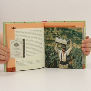 antikvární kniha Červená vína Evropy, 2007