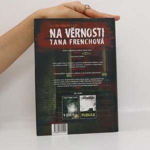 antikvární kniha Na Věrnosti, 2012
