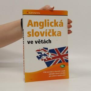 náhled knihy - Anglická slovíčka ve větách