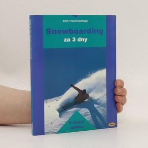 náhled knihy - Snowboarding za 3 dny