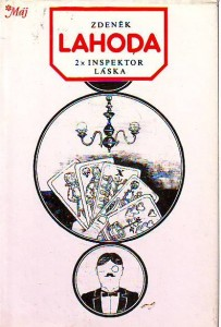 náhled knihy - 2 x inspektor Láska