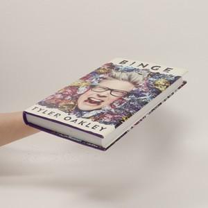 antikvární kniha Binge, 2015