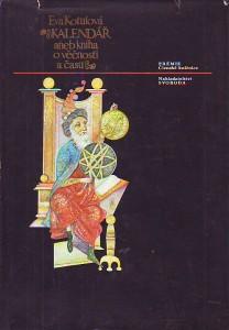 náhled knihy - Kalendář aneb kniha o věčnosti a času