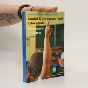 náhled knihy - Social democracy and education
