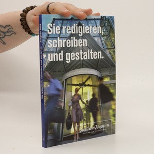 náhled knihy - Sie redigieren, schreiben und gestalten.