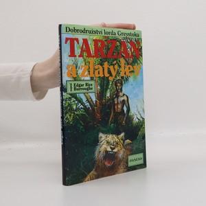 náhled knihy - Tarzan a zlatý lev