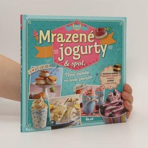 náhled knihy - Mrazené jogurty & spol. (slovensky)