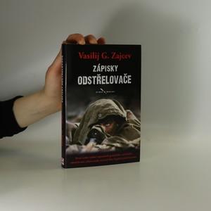 náhled knihy - Zápisky odstřelovače