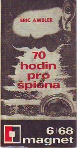 náhled knihy - 70 hodin pro špióna