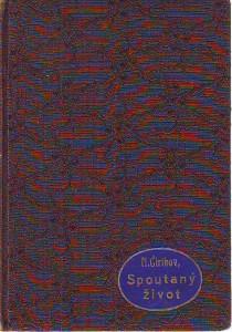 náhled knihy - Spoutaný život a jiné novelly