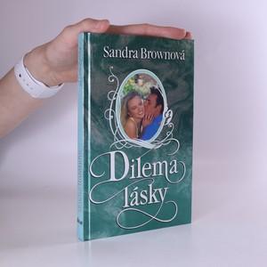 náhled knihy - Dilema lásky (slovensky)