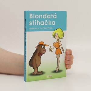 náhled knihy - Blonďatá stíhačka