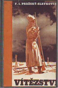 náhled knihy - Vítězství. Román ze života ruského legionáře.