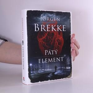 náhled knihy - Pátý element