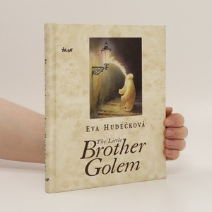 náhled knihy - The little brother Golem