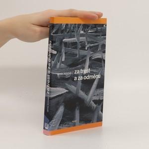 náhled knihy - Za trest a za odměnu