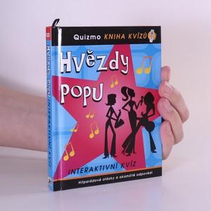 náhled knihy - Hvězdy popu. Interaktivní kvíz