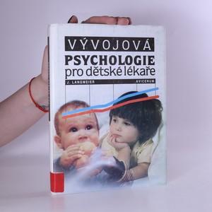 náhled knihy - Vývojová psychologie pro dětské lékaře
