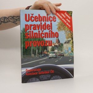 náhled knihy - Učebnice pravidel silničního provozu