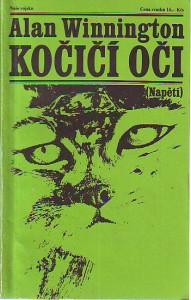 náhled knihy - Kočičí oči