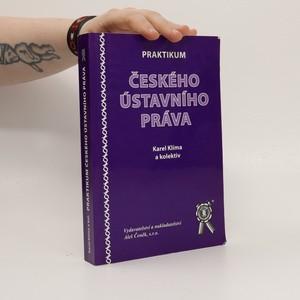 náhled knihy - Praktikum českého ústavního práva